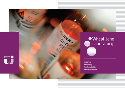 Wheal Jane Laboratory Brochure