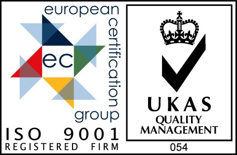 Accreditation - ISO 9001 Logo